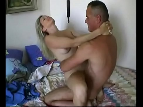facing camera while fucked from behind threesome